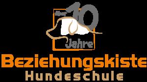 beziehungskiste-hundeschule-logo-10jahre